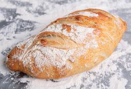 Pan con castañas & Queso Azul