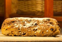 Pan de Centeno con Nuez