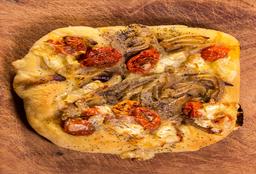 Pizzeta de Cebolla, Cherry & Brie