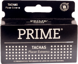 Preservativos Prime Tachas   X12U