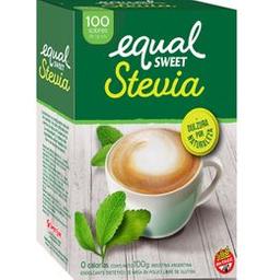 Eqs Stevia Sob X 100