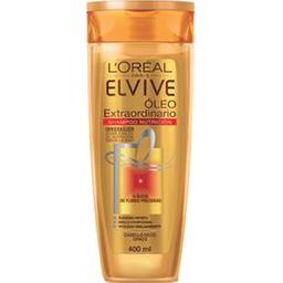 Shampoo Óleo Extraordinario Nutrición Elvive L´Oréalx400Ml