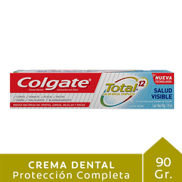 Colgate Pasta Dental Total 12 Salud Visible