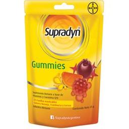 Supradyn Gummies X 25 U
