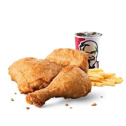 Combo 3 Piezas de Pollo