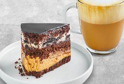 Porción de Torta + Bebida
