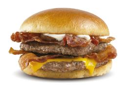 Son of Baconator Burger