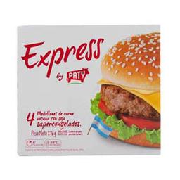 Hamburguesa Paty Express de Carne 274 g