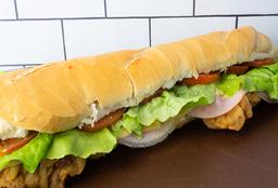 Sándwich Mila Pollo Monstruo Completo