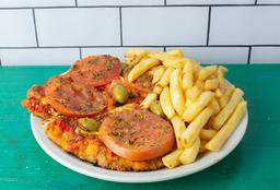 Super Napo de Carne con Fritas