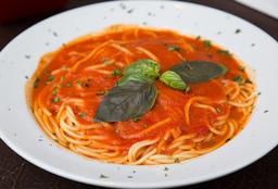 Spaguetti con Filetto