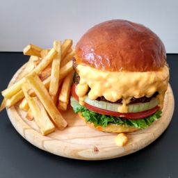 Cheese Point Burger