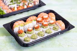 Tabla de Sushi X 10 & 2 Haru