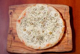 Pizza de Mozza & Aceitunas