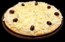 Pizza Fugazza con Muzza