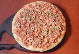 Pizza con Pollo