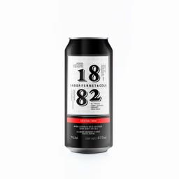 Combo 2U Fernet Con Cola 1882 - 473 Ml