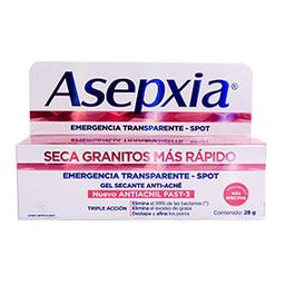 Combo 2U Gel Asepxia Emergencia Transparente 28 Gr