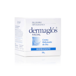 Combo 2U Crema De Dia Dermaglos Facial Hidratante 50 Gr