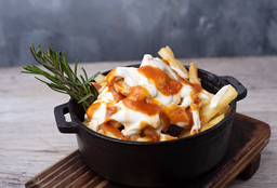 Hot Spicy French Fries
