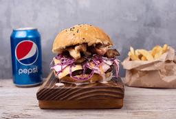 Promo #4 Burger