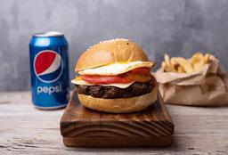 Promo #5 Burger