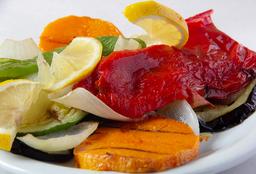 Verduras Grilladas