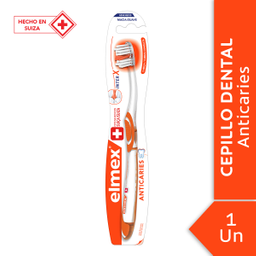 Cepillo Dental Elmex Anticaries Suave 1unid