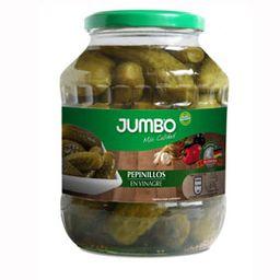 Pepinillos Jumbo en Vinagre 670 g