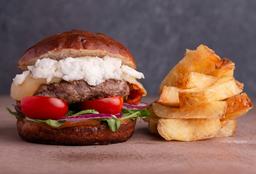 #3. Hamburguesa con Provoleta & Alioli