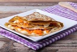 Crêpe de Zanahoria & Huevo