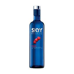 Vodka Skyy 750 Raspberry