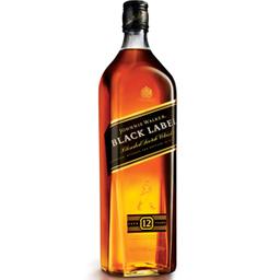 Whiskey Johnnie Walker Black Label 1000