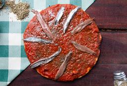 Pizza de Anchoas