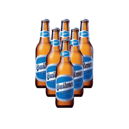 Six Pack Porron Cerveza Quilmes