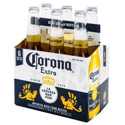 Six Pack Cerveza Porron Corona