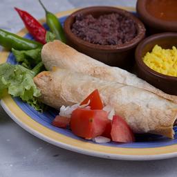 Burritos de Carne X 2
