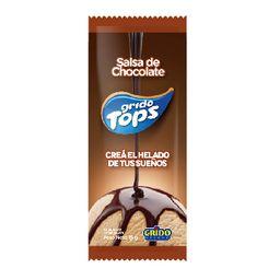 Salsa de Chocolate con Avellanas