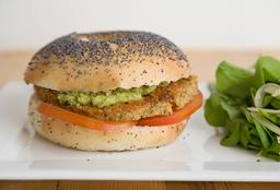 Bagel Burger Veggie