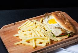 Sándwich Lomo Gran Chopp