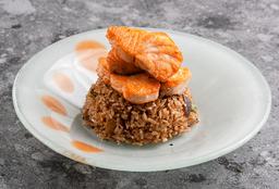 Thai Rice Salmón