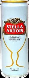 Cerveza Stella Lata