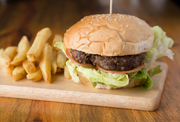 Combo Burger Clásica x 2