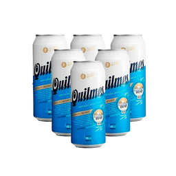 Cerveza Del Mes: Six Pack Quilmes Clasica Lata 473ml
