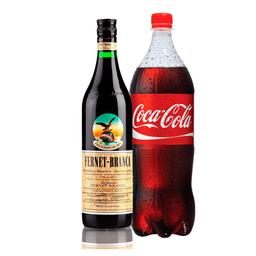 Combo Branca 750 Ml + Coca 1.75 L