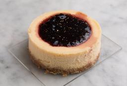 Cheesecake con Frutos Rojos