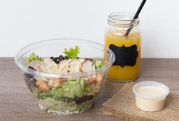 Ensalada Caesar + Bebida + Mix de Frutos Secos