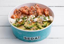 Shrimp Nikkei Bowl