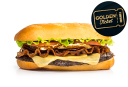 Golden Ticket - Chivito Rex
