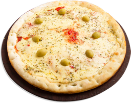 Pizza Doble Mozzarella